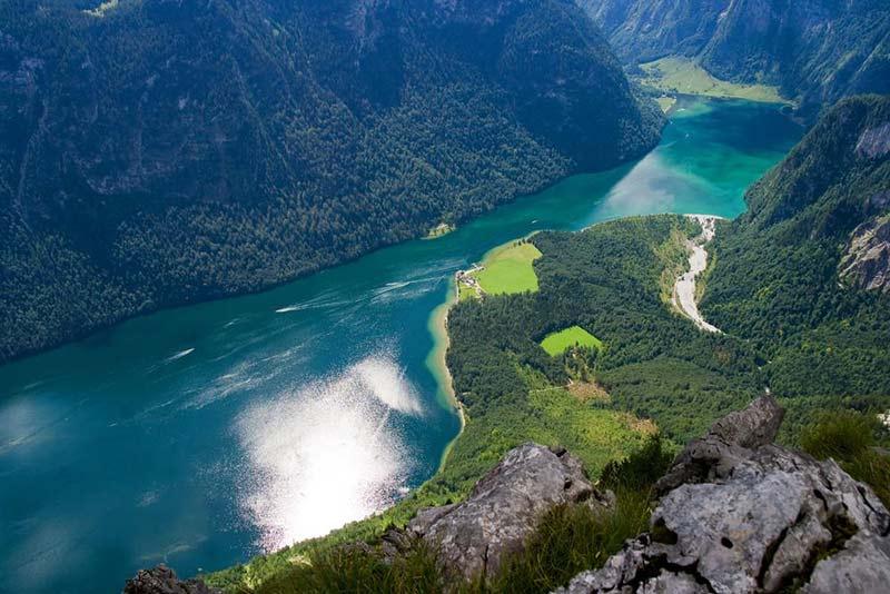Озеро Кенигзее 2