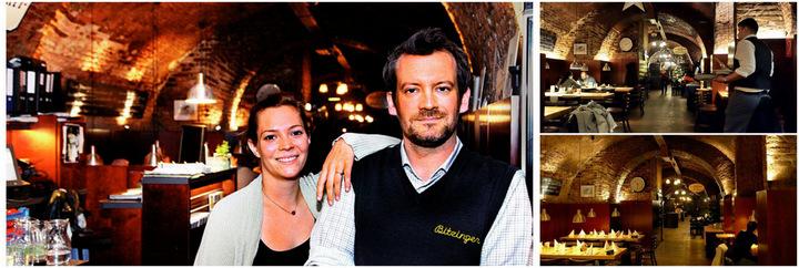 Новый Год в ресторане-винотеке Augustinerkeller