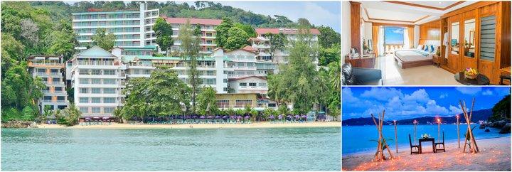 отель на Пхукете Tri Trang 4*