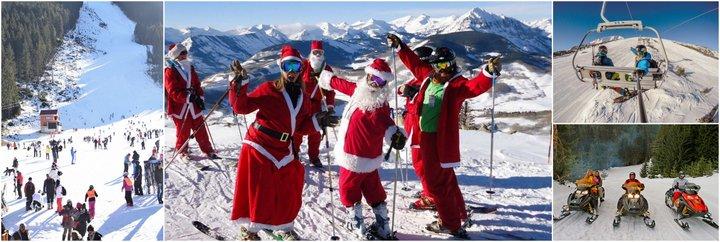 Новый Год 2018 в Болгарии, горнолыжные туры!