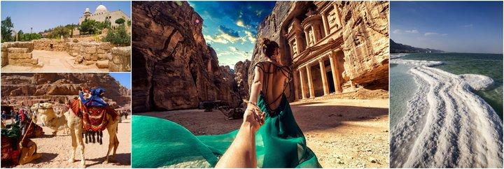 Великолепная Иордания!