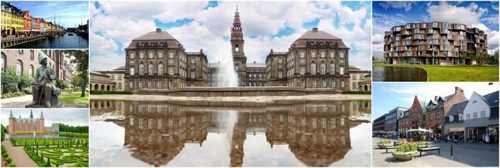 Экскурсионный тур Королевская Дания