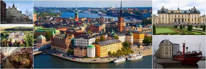 Экскурсионный тур Столицы Балтики Хельсинки, Стокгольм, Рига