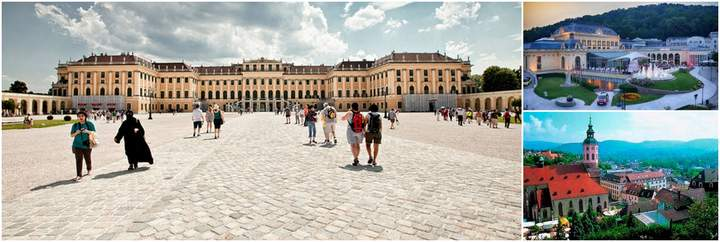 Экскурсионный тур Вена - Баден