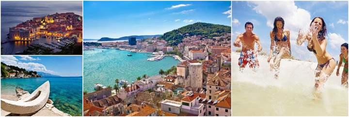 Туры в Хорватию на Майские праздники!