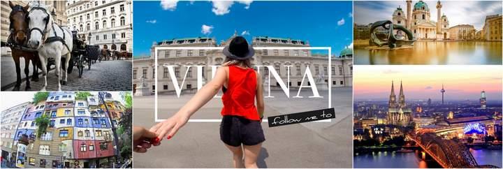 4 дня отдыха в Вене с перелетом и экскурсией!1