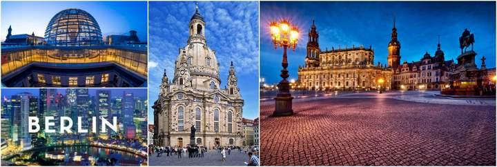 Экскурсионный тур Берлин - Дрезден