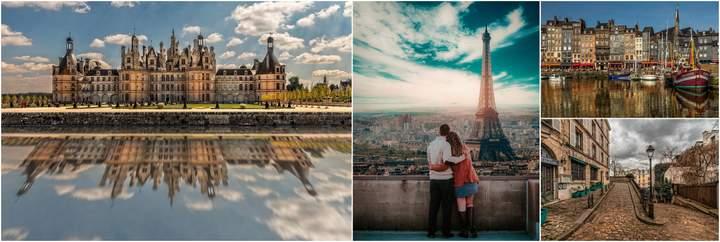 Экскурсионный тур Париж и Нормандия1