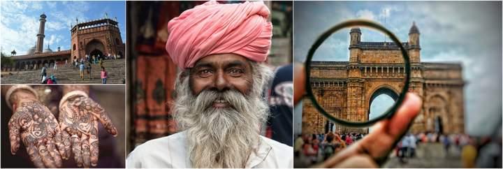 Тур в Индию Золотой Треугольник и Краски Раджастана