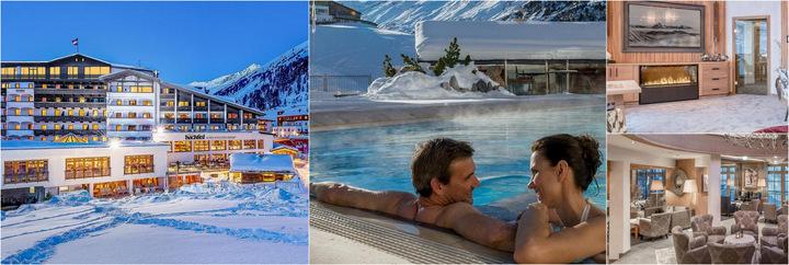 Католическое Рождество в Австрии тур в Обергургль в однин из лучших отелей Австрийских Альп!