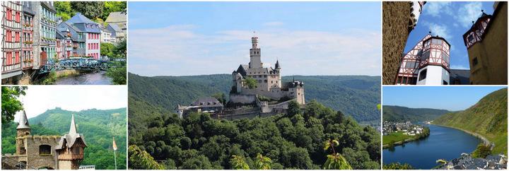 Однодневные экскурсии по Германии!