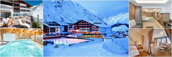 Новый год в горах Австрии - делюкс отдых в потрясающем отеле!