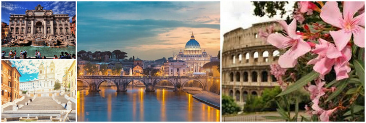 4 дня в Риме — СУПЕР ЦЕНЫ на февраль-март-апрель2
