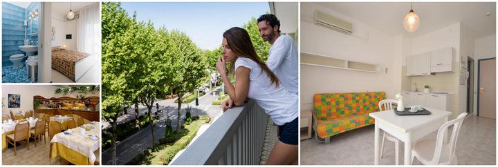 Тур в Грецию, отдых в отеле Pineda Aparthotel