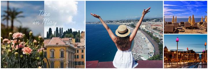Отдых в Ницце май-июнь! Супер цены!