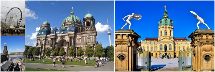 Автобусный тур Уикенд в Берлине
