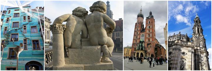 Автобусный тур Знакомьтесь — Германия Берлин + Потсдам + Дрезден + Краков