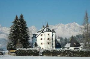 Chalet Schloss Münichau Reith bei Kitzbühel, курорт Китцбюэль
