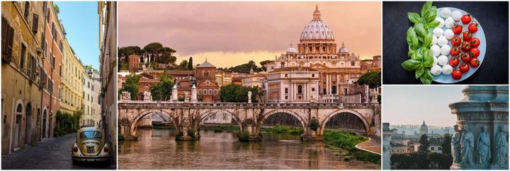 Тур в Рим на 4 дня! Специальные цены в январе-марте