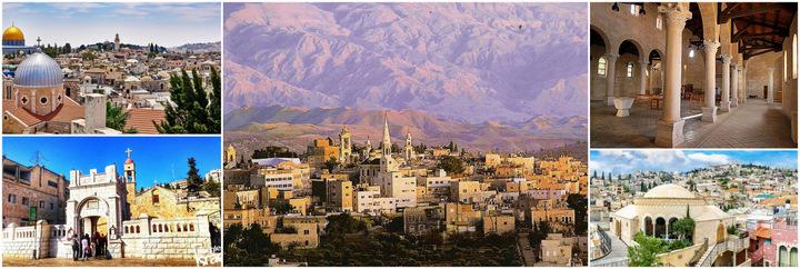 Многоликий и неповторимый Иерусалим