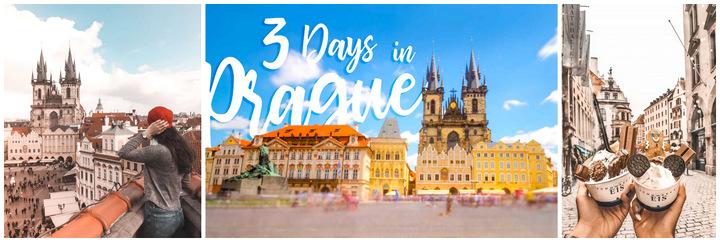 Тур в Прагу на Выходные1