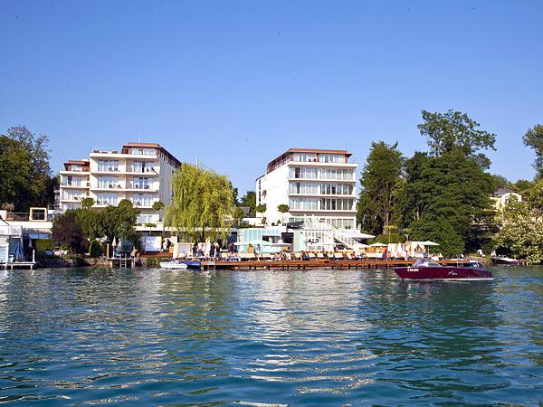 Hotel Lake's 4* superior. Панорама