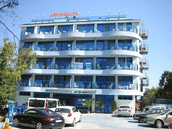 Afrodita 4* (Афродита 4*). Фасад