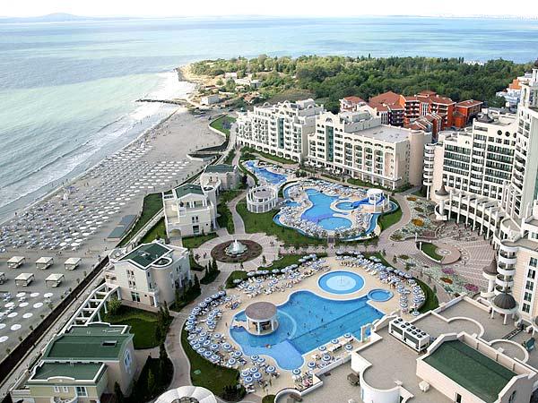Sunset Resort 5* (Сансет Резорт 5*). Панорама