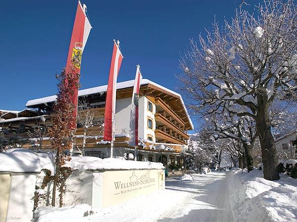 Salzburgerhof 5*. Фасад