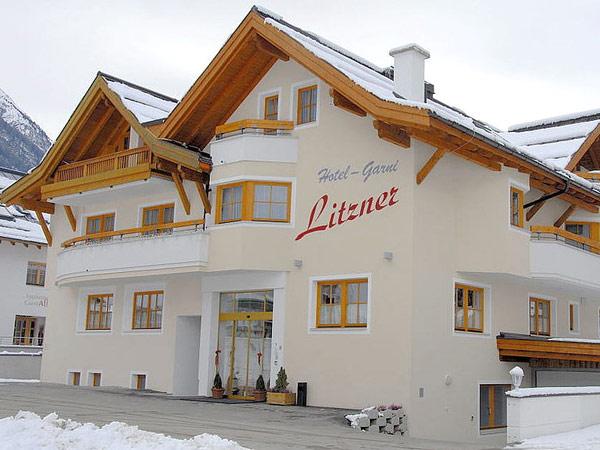 Litzner Garni 3*. Фасад