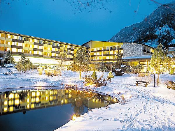 Kur & Sport Hotel Palace 4*. Панорама