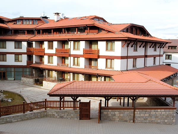 Bellevue Residence & Spa 4* . Фасад