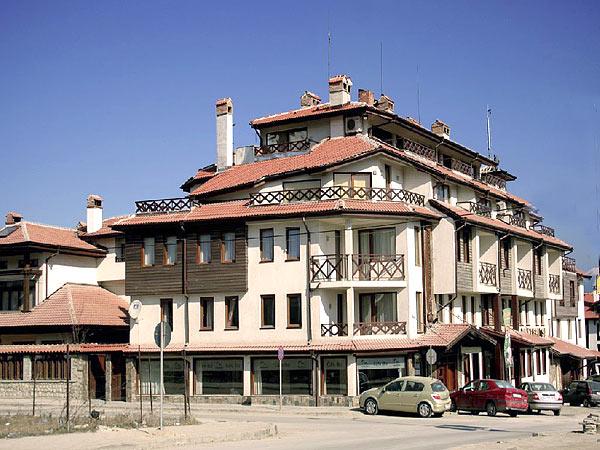 Banderitsa 4*. Фасад