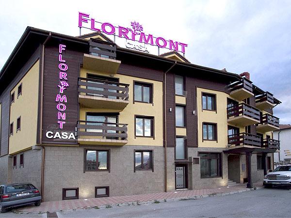 Florimont Casa 3* . Фасад