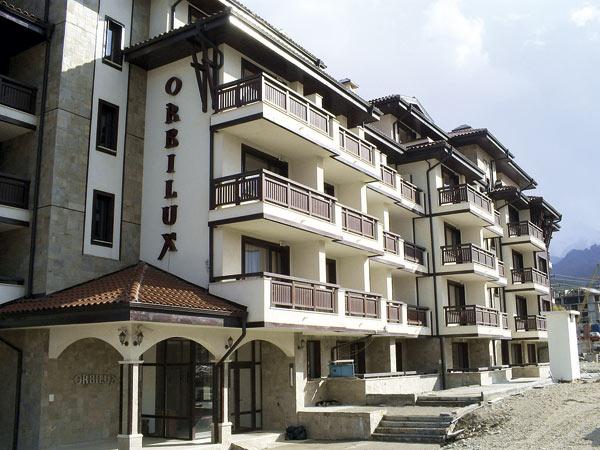 Orbilux 3*. Фасад