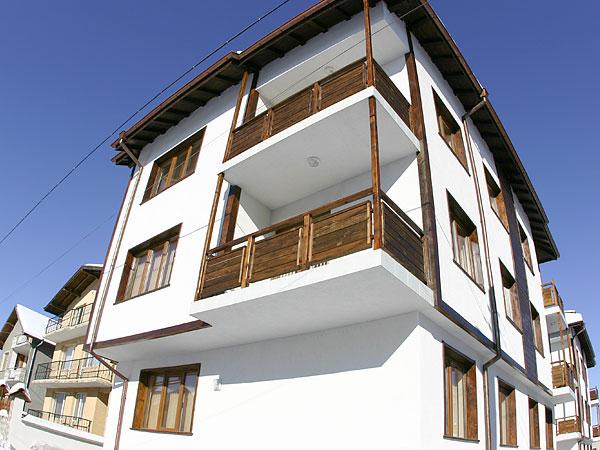 Snowplough 3*. Фасад