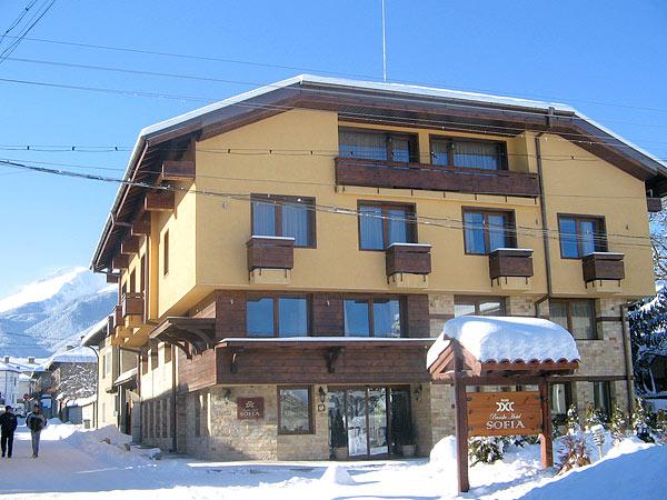 Sofia 3* . Фасад