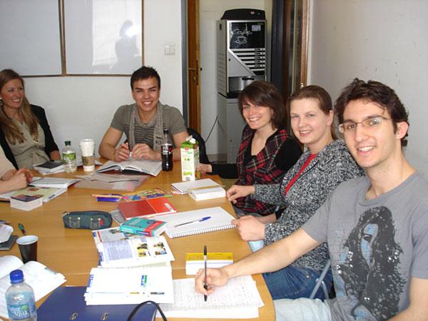 Языковая школа DeutschAkademie в Вене