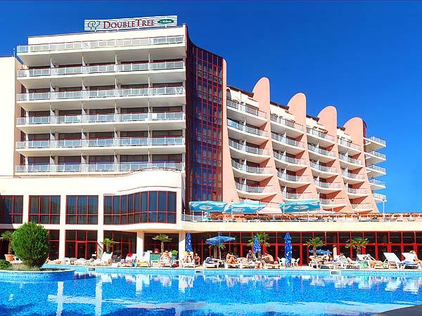 Doubletree by Hilton Varna 5* (Даблтрии бай Хилтон Варна 5*). Фасад