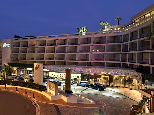 Fairmont Monte-Carlo 4* De Luxe. Фасад
