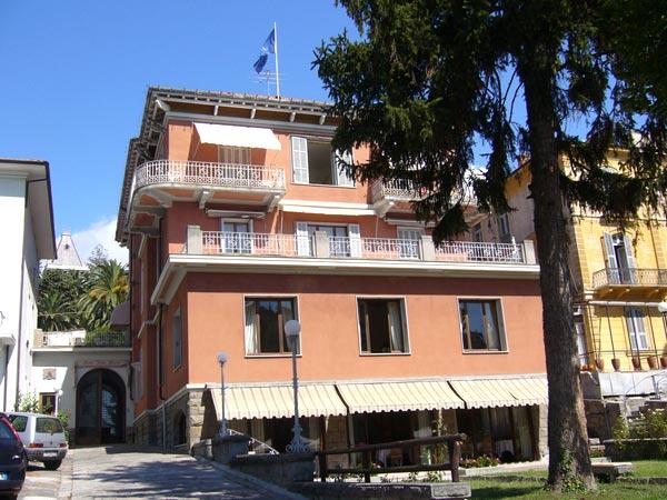 Villa Maria 2*. Фасад