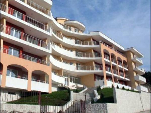 Marina Residence 3* (Марина Резиденс 3*). Фасад