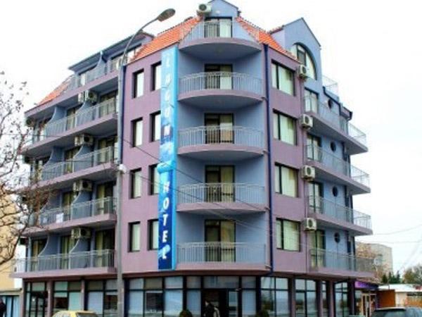 Lagun 3* (Лагун 3*). Фасад