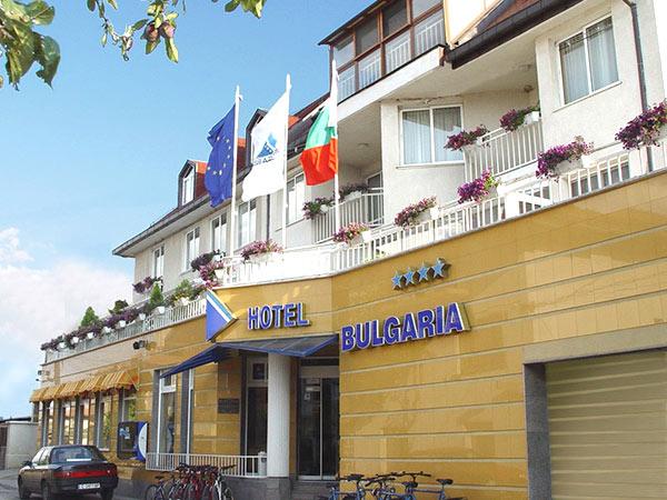 Bulgaria 4*. Фасад