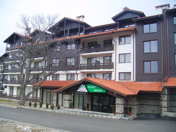 Mountain Paradise III 4*. Фасад