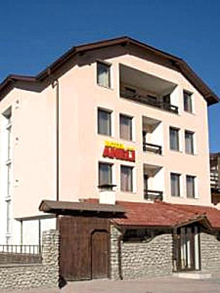 Aneli 3*. Фасад