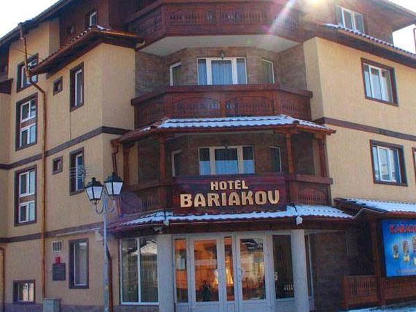 Baryakov 3*. Фасад