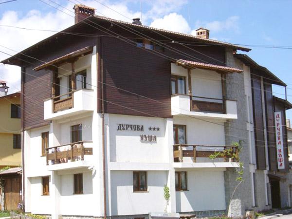 Durchova House 3*. Фасад