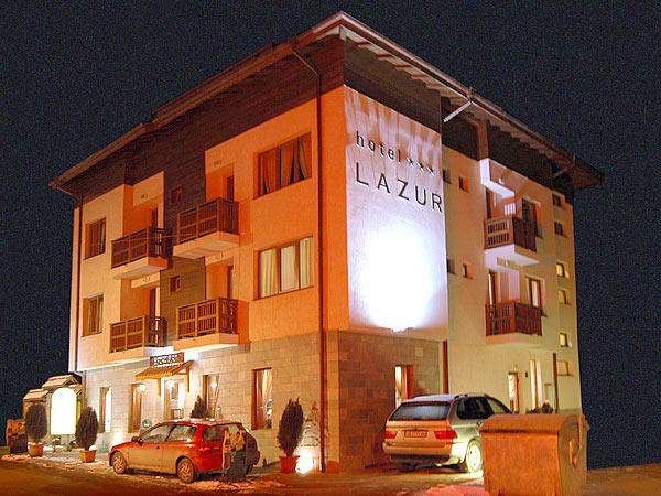 Lazur 3*. Фасад