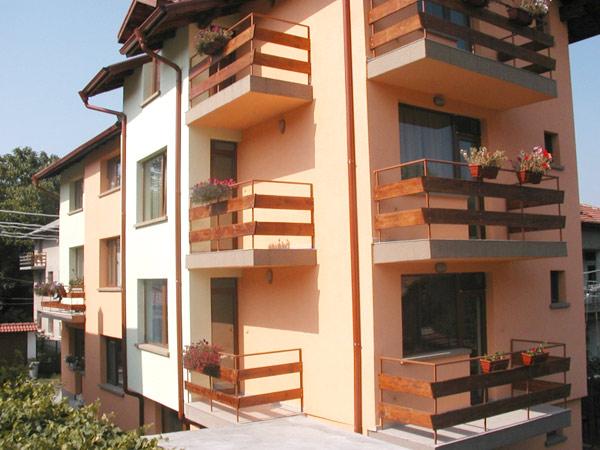 Kaloyanova House 3*. Фасад